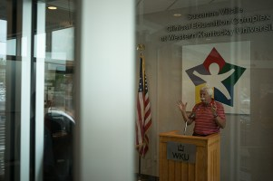 The Suzanne Vitale Clinical Education Complex celebrated Autism After 21 Day on April 21.