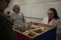 WKU hosted the Kentucky Science Olympiad on April 22.