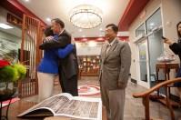 Confucius Institute meeting was held May 4.
