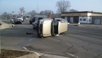 Accident Slows Traffic on US 35 in Knox – WKVI Information Center