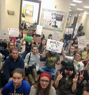 Save The Band Room