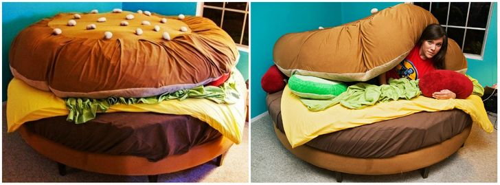 14 Creative and Comfy Beds That Prove Bedrooms Don't Have to Be Boring