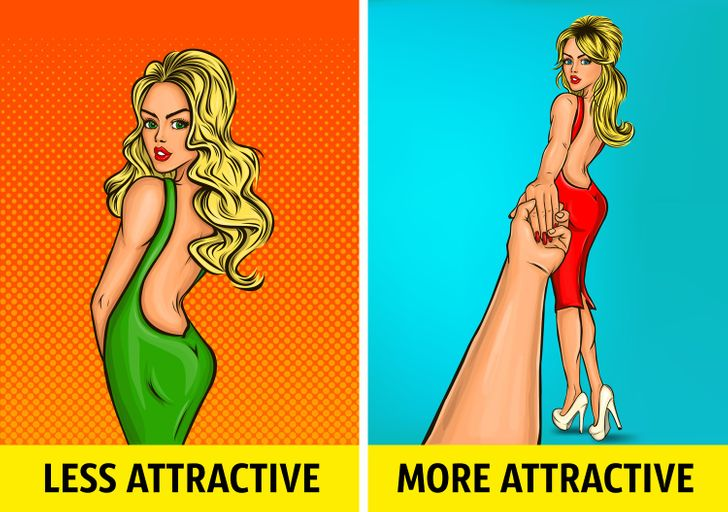 Scientists Reveal8 Proven Traits Men Are Physically Attracted To