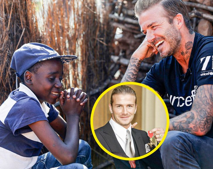 15 Celebs Who've Been Given Royal Honors for Making the World a Better Place