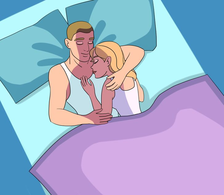 What Does Your Sleeping Habit Say About Your Relationship?