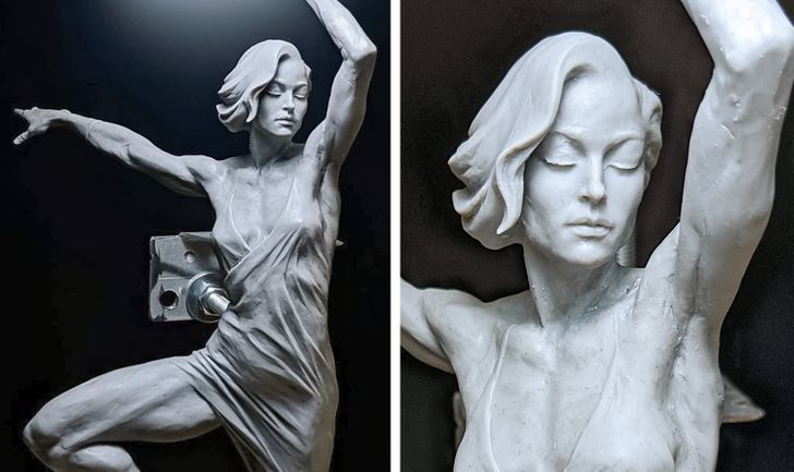 12 Sculptures So Detailed They Might Just Come to Life
