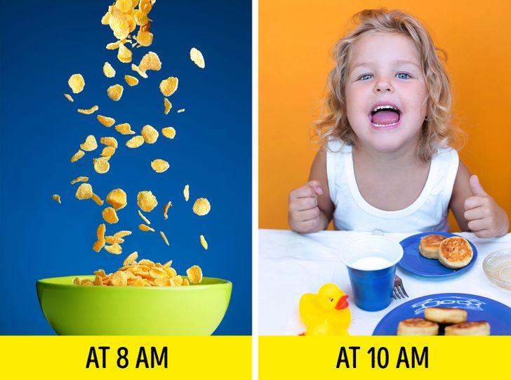 7Harmful Foods WeOften Give toOur Children