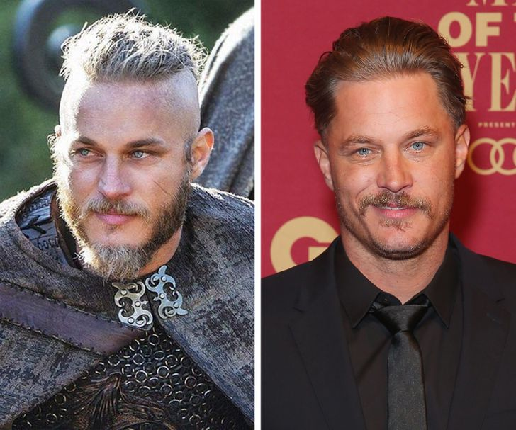 Mce tv vous dévoile tout. What 15 Actors From Vikings Look Like In Real Life