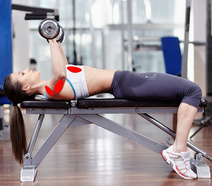 8 Exercises for different parts of the body with which you can obtain unprecedented results