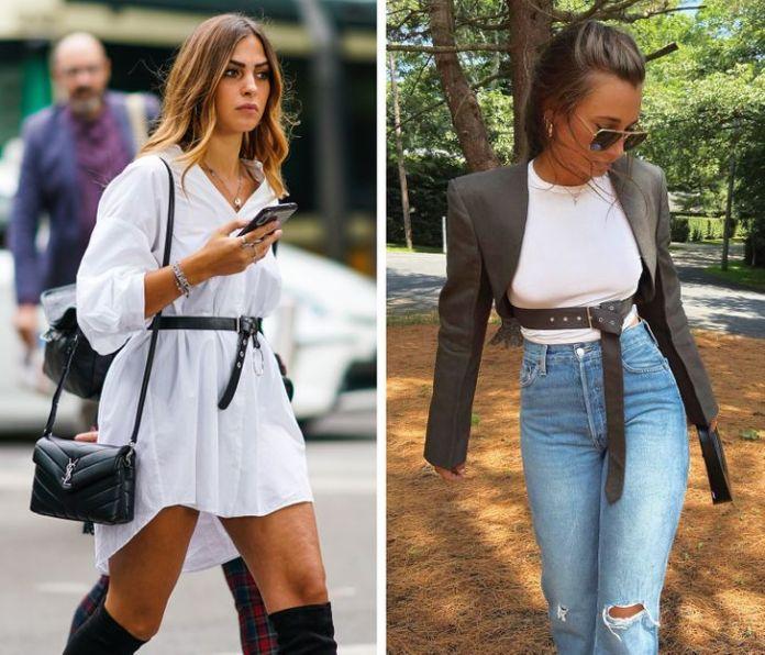 """13 Formas de añadir los cinturones a tus """"outfits"""" para lograr un estilo original y atractivo"""