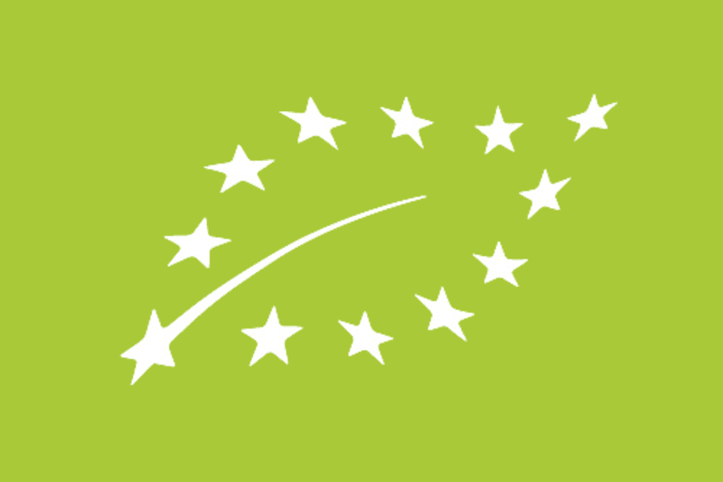 Euroliść - oznaczenie produktów ekologicznych w Unii Europejskiej