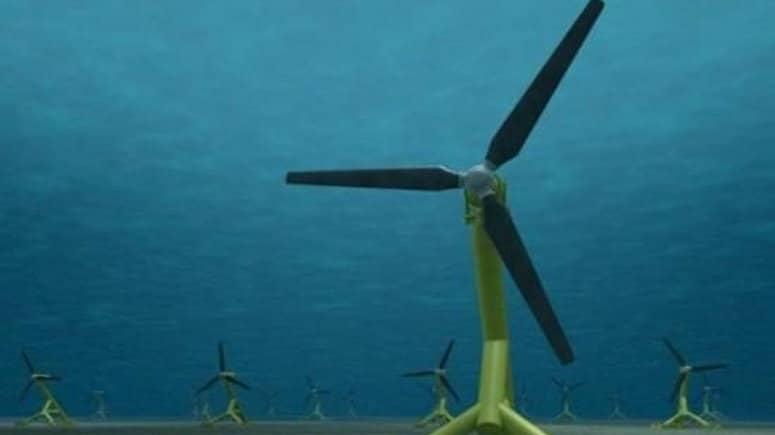 Czy turbiny wiatrowe da się zainstalować pod wodą?