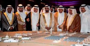 Elektrownia słoneczna w Dubaju