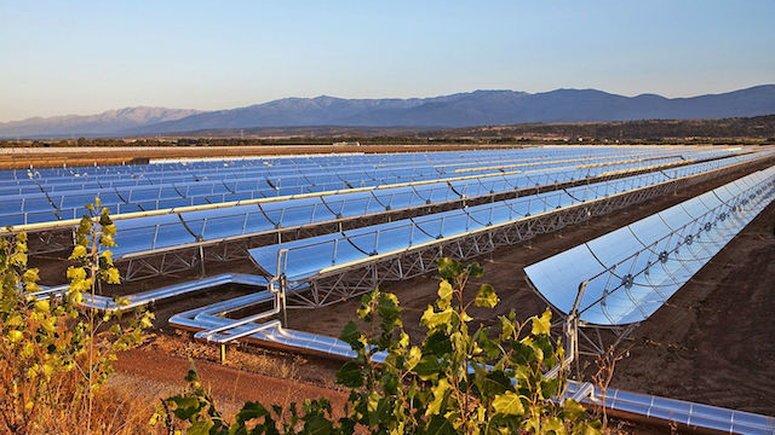 Elektrownia słoneczna w Maroko