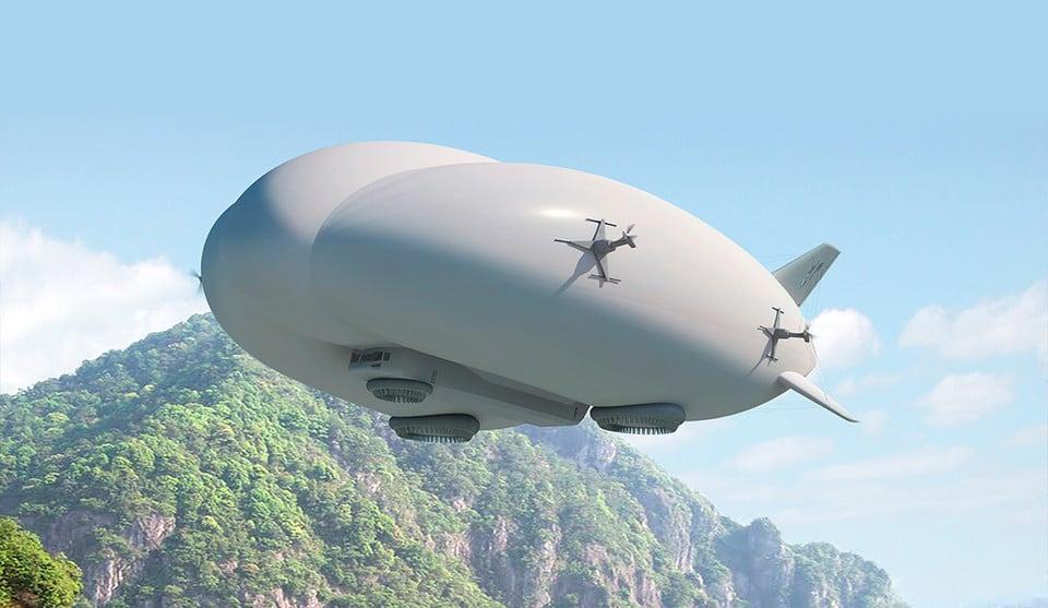 Sterowce przyszłością lotniczego transportu
