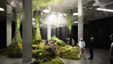 Pierwszy podziemny park powstanie w Nowym Jorku