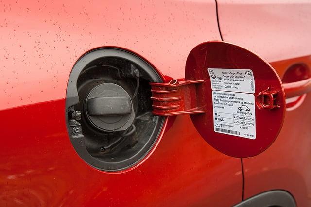 Samochody z silnikiem benzynowym