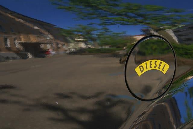 Samochody z silnikiem wysokoprężnym - diesel