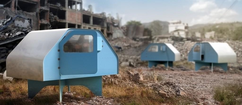 Duffy Shelter czyli koncepcja schronień dla ofiar klęsk żywiołowych