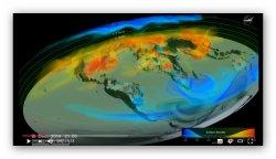Stężenie dwutlenku węgla w atmosferze cały czas rośnie