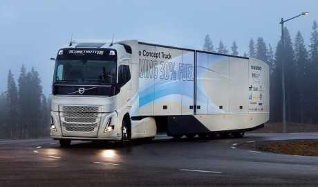 Powstaje hybrydowe Volvo Concept Truck - wlaczoszczedzanie.pl