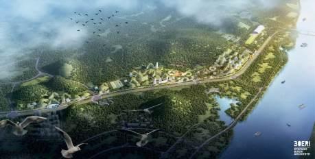 Liuzhou Forest City / @ Stefano Boeri Architetti