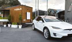 Tesla Tiny House - wlaczoszczedzanie.pl / @Tesla