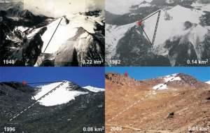 Historia lodowców tropikalnych może dostarczyć danych na temat globalnego ocieplenia