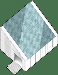 Projekt domu Solace House