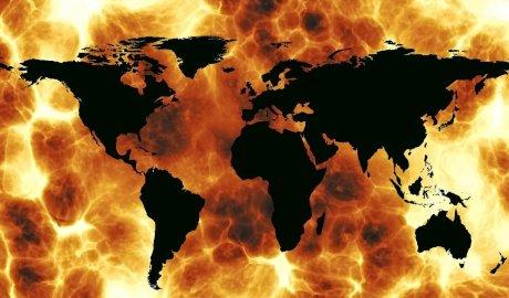 Ocieplenie klimatu całkowicie przemodeluje światową gospodarkę, styl życia ludzi i sprawi, że wiele gatunków zniknie z powierzchni Ziemi