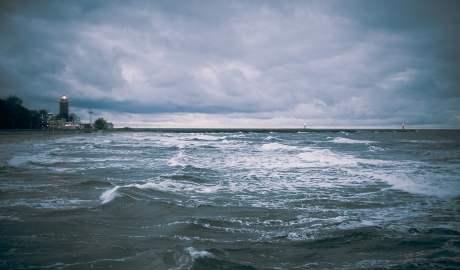 Naukowcy pracują nad zabezpieczeniem miast, aby w razie powodzi do Morza Bałtyckiego dostało się jak najmniej zanieczyszczeń