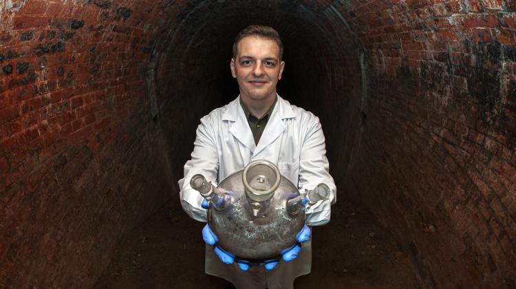 Polscy naukowcy opracowali tanią metodę oczyszczania wody