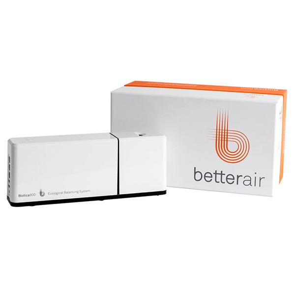 BetterAir czyli oczyszczacz który rozpyla w powietrzu specjalne probiotyki