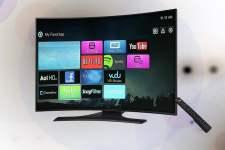 Zakrzywienie ekranu - telewizory typu Curved