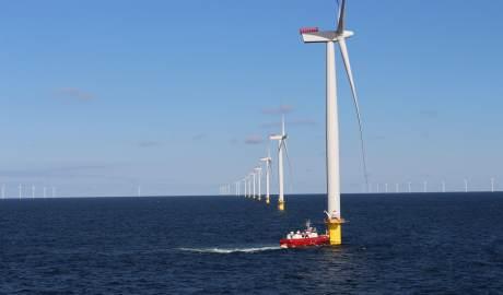 Rząd planuje przyspieszyć rozwój farm wiatrowych na Bałtyku