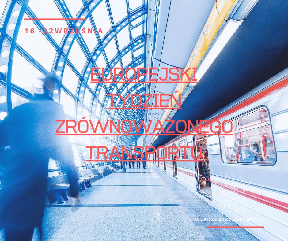 Europejski Tydzień Zrównoważonego Transportu ETZT