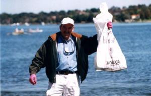 Pomysłodawca Clean up the World Ian Kiernan