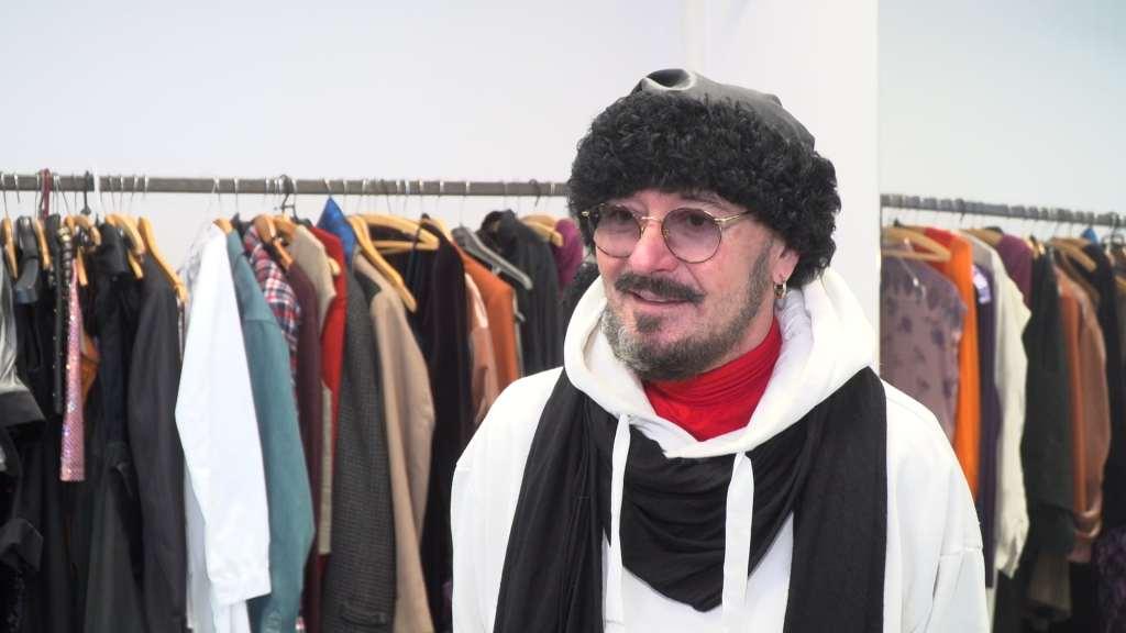 Tomasz Jacyków od blisko dekady jest zwolennikiem modowego recyklingu