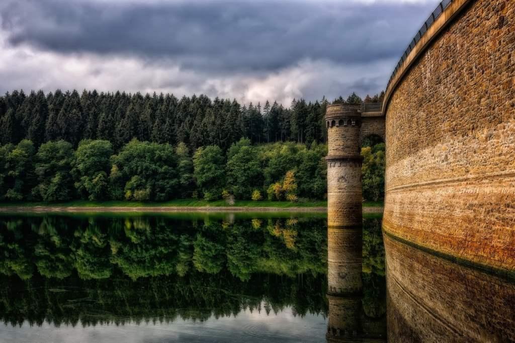 Europa ma prawdopodobnie jedne z najbardziej rozdrobnionych rzek na świecie
