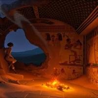 果てない砂漠を越え、太古の遺跡を巡る2人の旅。1920年代のエジプトを舞台とした探検アドベンチャー「In the Valley of Gods」開発中。