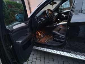 Awaryjne otwieranie samochodu BMW X6 2008