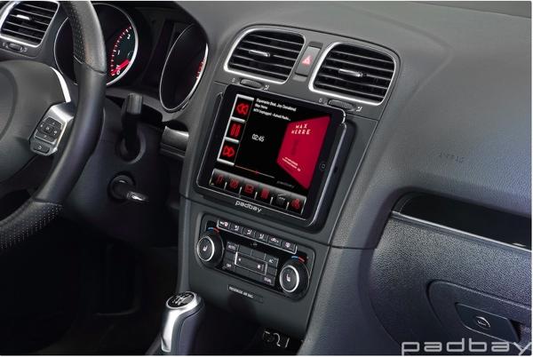 iPad mini Halterung für das Auto