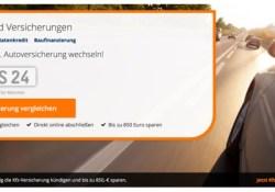 KFZ Auto Versicherung wechseln und Geld sparen