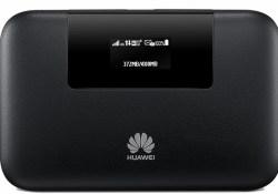 Huawei E5770 WLAN LTE Router mit Powerbank