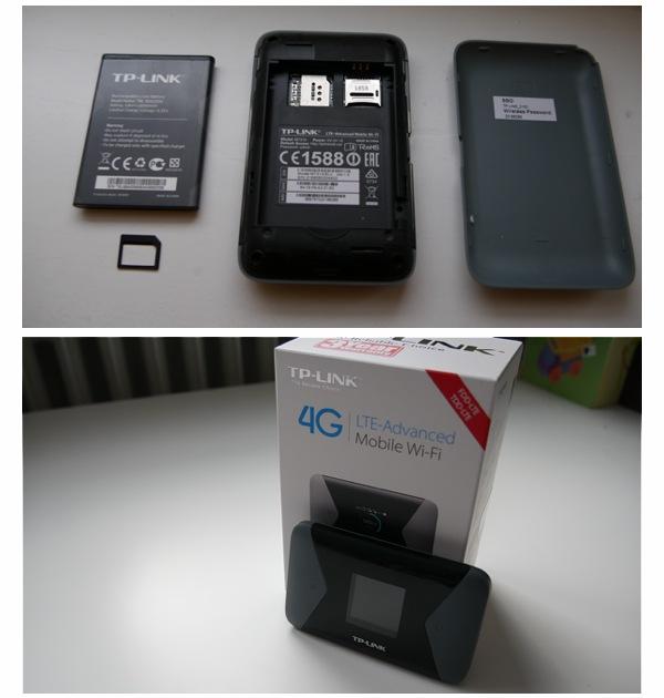 TP-Link M7310 mobiler WLAN-Hotspot