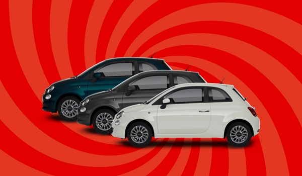 Fiat 500 günstig leasen