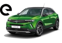 Opel Mokka e leasen