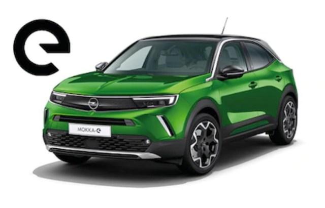 Opel Mokka E günstig leasen