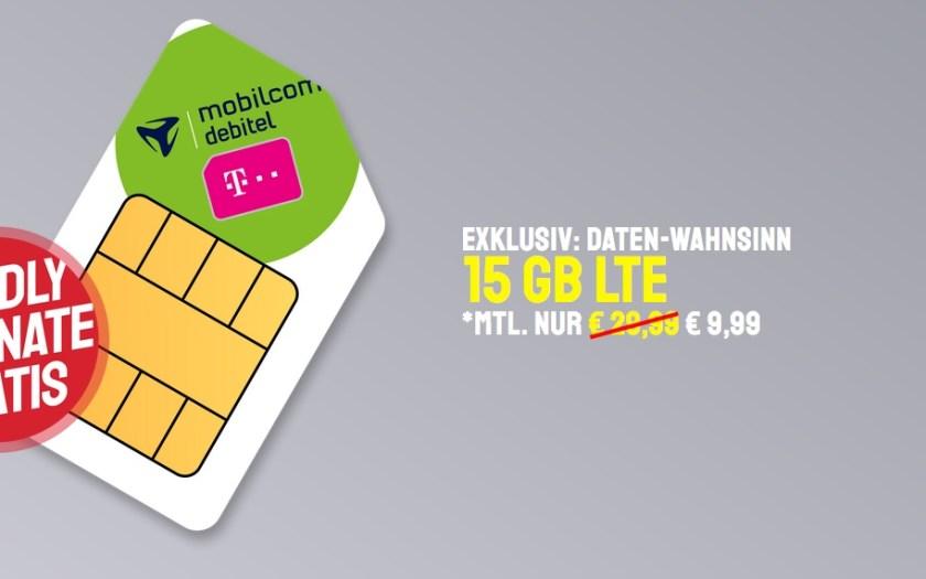 günstiger Handyvertrag Telekom Netz