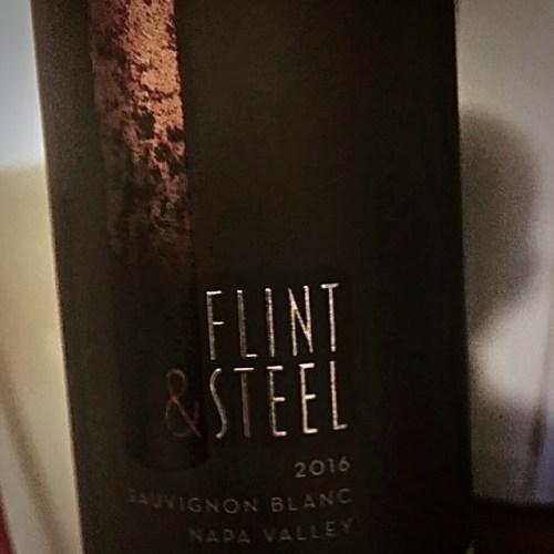Flint & Steel 2015 Napa Sauvignon Blanc